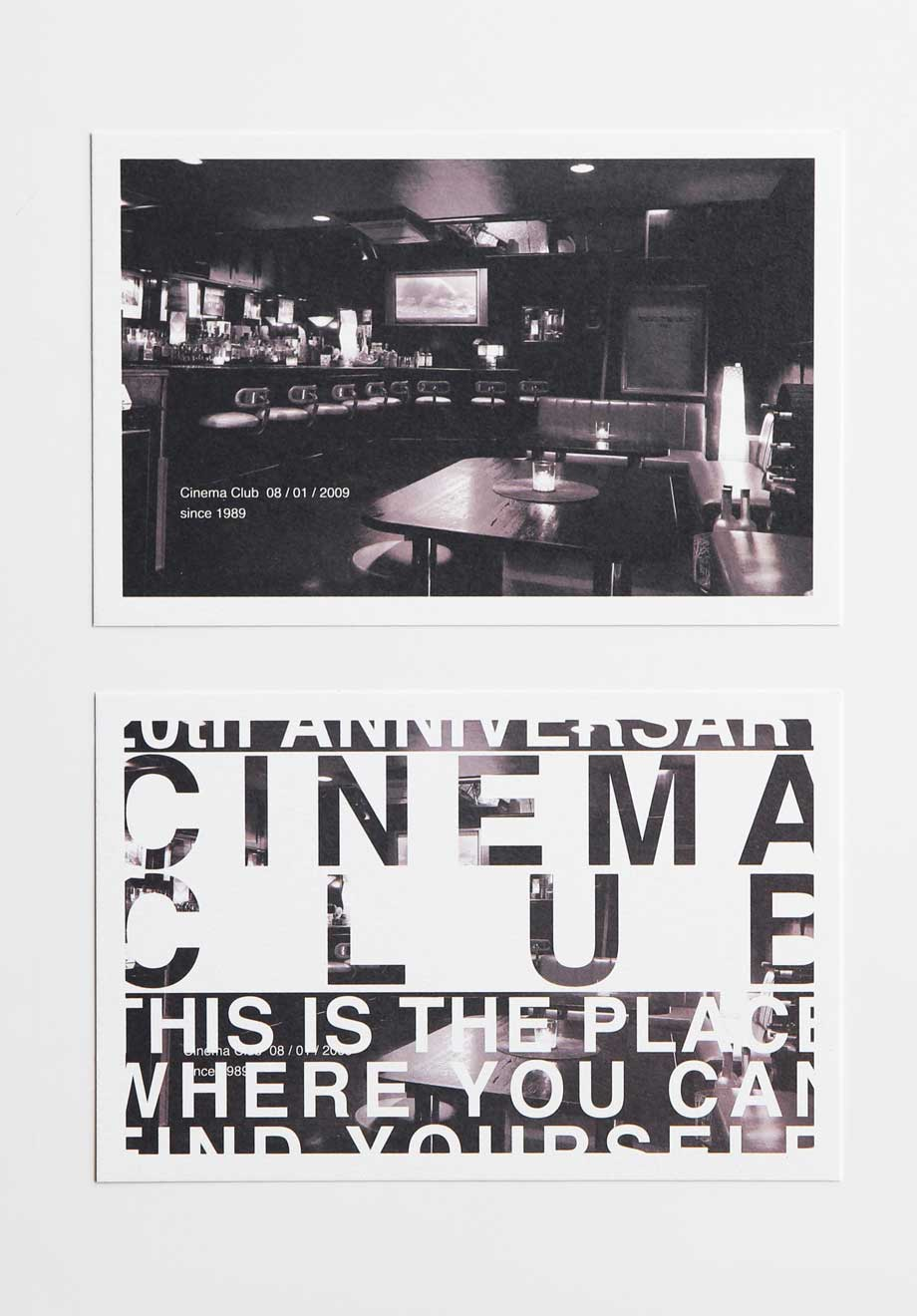 CINEMA CLUB画像
